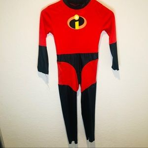 The incredibles Dash Costume Size 4-6